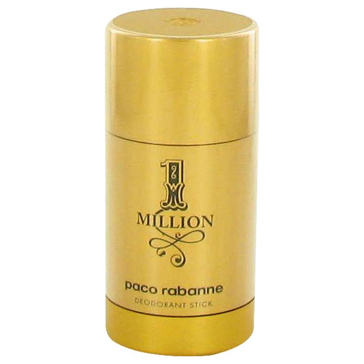 1 Million by Paco Rabanne Deodorant Stick 2.5 oz Men