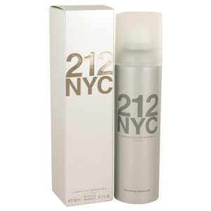 212 by Carolina Herrera Deodorant Spray 5.1 oz Women