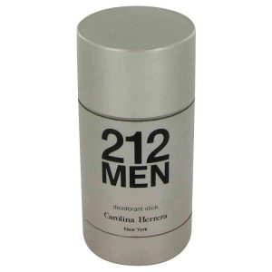 212 by Carolina Herrera Deodorant Stick 2.5 oz Men