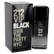 212 VIP Black by Carolina Herrera Eau De Parfum Spray 6.8 oz Men