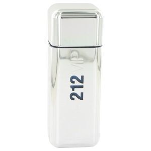 212 Vip by Carolina Herrera Eau De Toilette Spray (Tester) 3.4 oz Men