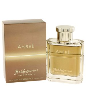 Baldessarini Ambre by Hugo Boss Eau De Toilette Spray 3 oz Men