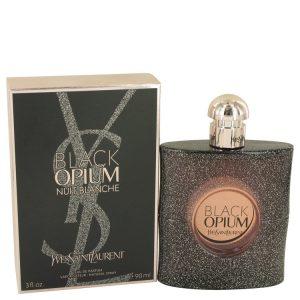 Black Opium Nuit Blanche by Yves Saint Laurent Eau De Parfum Spray (Tester) 3 oz Women