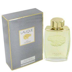 LALIQUE by Lalique Eau De Toilette Spray (Horse Head) 2.5 oz Men