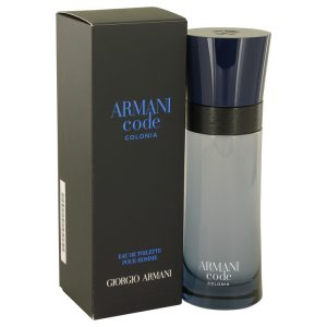 Armani Code Colonia by Giorgio Armani Eau De Toilette Spray 2.5 oz Men