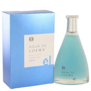 Agua De Loewe El by Loewe Eau De Toilette Spray 5 oz Men