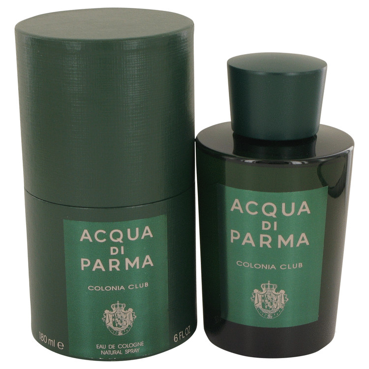 Acqua Di Parma Colonia Club by Acqua Di Parma Eau De Cologne Spray 6 oz Men