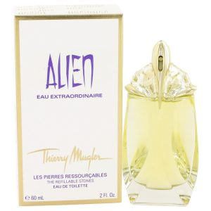 Alien Eau Extraordinaire by Thierry Mugler Eau De Toilette Spray Refillable 2 oz Women