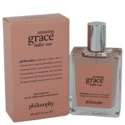 Amazing Grace Ballet Rose by Philosophy Eau De Toilette Spray 2 oz Women