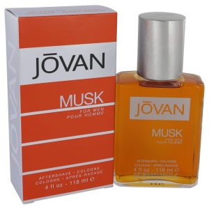 JOVAN MUSK by Jovan After Shave / Cologne 4 oz Men
