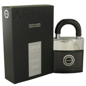 Armaf Opus by Armaf Eau De Toilette Spray (Limited Edition) 3.4 oz Men