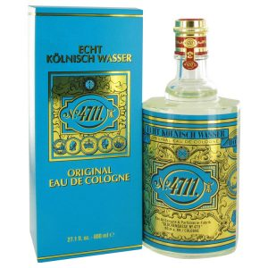 4711 by Muelhens Eau De Cologne (Unisex) 27 oz Men