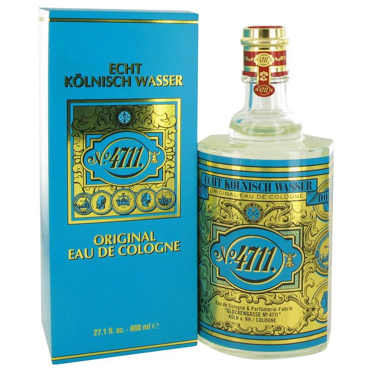 4711 by Muelhens Eau De Cologne (Unisex) 27 oz Men