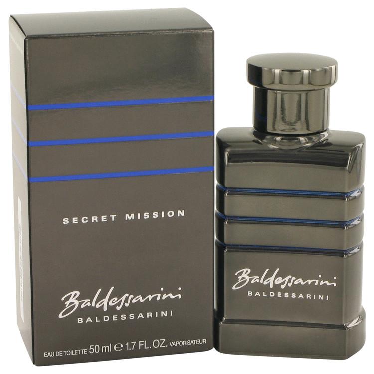 Baldessarini Secret Mission by Baldessarini Eau De Toilette Spray 1.7 oz Men