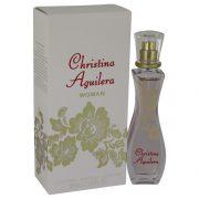 Christina Aguilera Woman by Christina Aguilera Eau De Parfum Spray 1 oz Women
