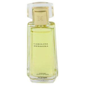 CAROLINA HERRERA by Carolina Herrera Eau De Toilette Spray (Tester) 3.4 oz Women