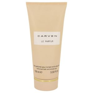 Carven Le Parfum by Carven Shower Gel 3.3 oz Women