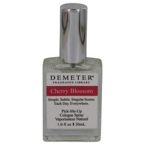 Demeter by Demeter Cherry Blossom Cologne Spray (unboxed) 1 oz Women