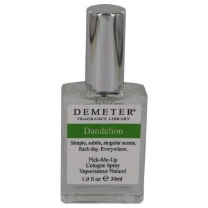 Demeter by Demeter Dandelion Cologne Spray (unboxed) 1 oz Women