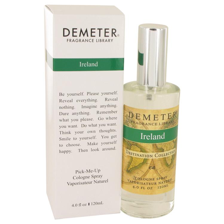 Demeter by Demeter Ireland Cologne Spray 4 oz Women