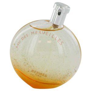 Eau Des Merveilles by Hermes Eau De Toilette Spray (Tester) 3.4 oz Women