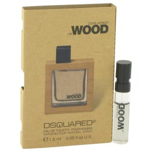 He Wood by Dsquared2 Vial (sample) .05 oz Men