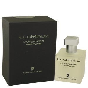 Illuminum Cashmere Musk by Illuminum Eau De Parfum Spray 3.4 oz Women