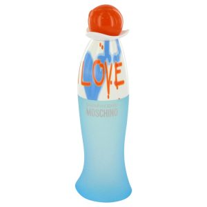 I Love Love by Moschino Eau De Toilette Spray (Tester) 3.4 oz Women