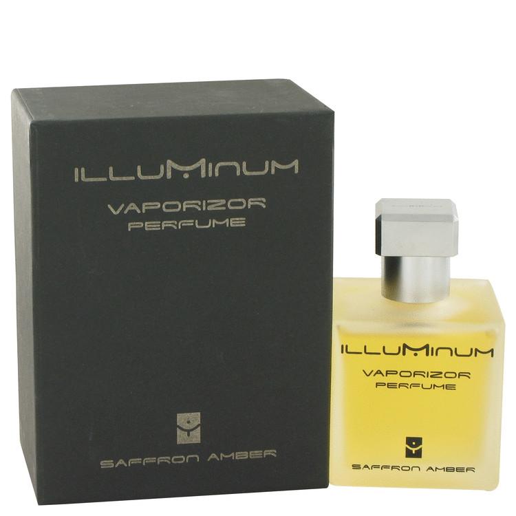 Illuminum Saffron Amber by Illuminum Eau De Parfum Spray 3.4 oz Women
