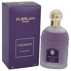 Insolence by Guerlain Eau De Parfum Spray (New Packaging) 3.3 oz Women
