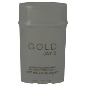 Gold Jay Z by Jay-Z Deodorant Stick 2.2 oz Men