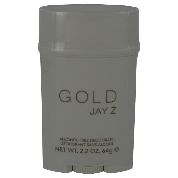 Gold Jay Z by Jay-Z Deodorant Stick 2.2 oz Men
