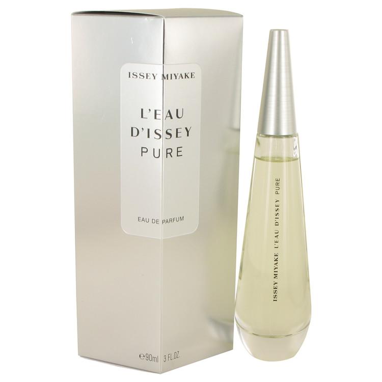L'eau D'issey Pure by Issey Miyake Eau De Parfum Spray 3 oz Women