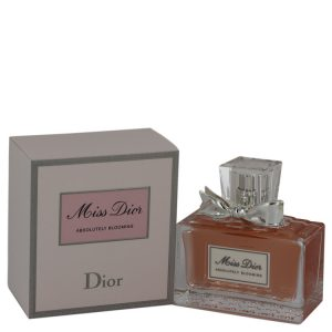 Miss Dior Absolutely Blooming by Christian Dior Eau De Parfum Spray 1.7 oz Women