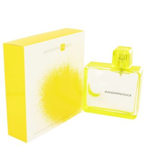 Mandarina Duck by Mandarina Duck Eau De Toilette Spray 3.4 oz Women