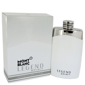 Montblanc Legend Spirit by Mont Blanc Eau De Toilette Spray 6.7 oz Men
