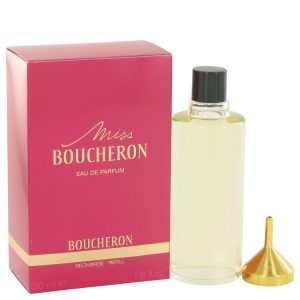 Miss Boucheron by Boucheron Eau De Parfum Spray Refill 1.7 oz Women