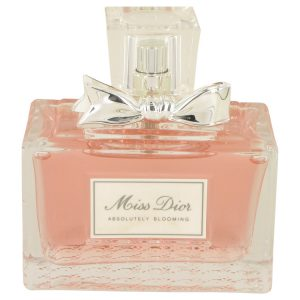 Miss Dior Absolutely Blooming by Christian Dior Eau De Parfum Spray (unboxed) 3.4 oz Women