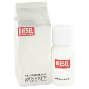 DIESEL PLUS PLUS by Diesel Eau De Toilette Spray 2.5 oz Men