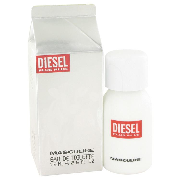 DIESEL PLUS PLUS by Diesel Eau De Toilette Spray 2.5 oz Men