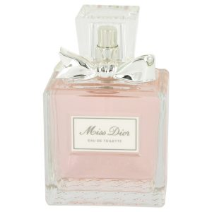 Miss Dior (Miss Dior Cherie) by Christian Dior Eau De Toilette Spray (New Packaging Tester) 3.4 oz Women