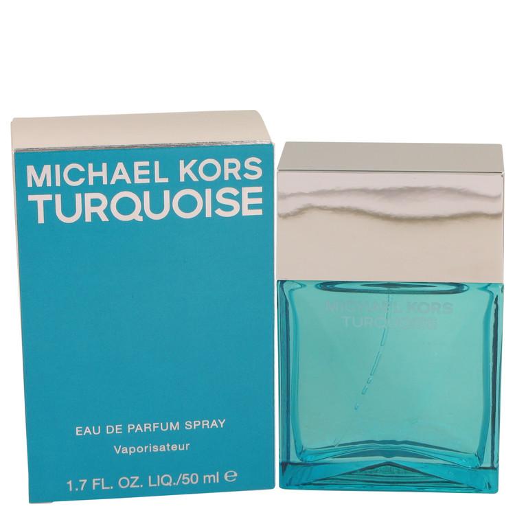 Michael Kors Turquoise by Michael Kors Eau De Parfum Spray 1.7 oz Women