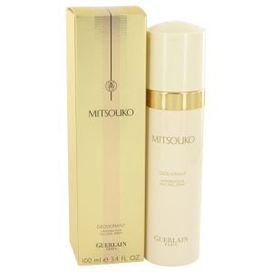 MITSOUKO by Guerlain Deodorant Spray 3.4 oz Women
