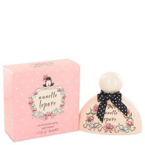 Nanette Lepore by Nanette Lepore Eau De Parfum Spray 1.7 oz Women