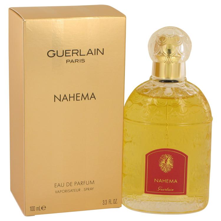 Nahema by Guerlain Eau De Parfum Spray 3.3 oz Women