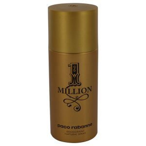 1 Million by Paco Rabanne Deodorant Spray 5 oz Men