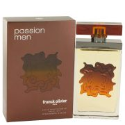 Passion Franck Olivier by Franck Olivier Eau De Toilette Spray 2.5 oz Men