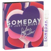 Someday by Justin Bieber Vial (sample) .05 oz Women
