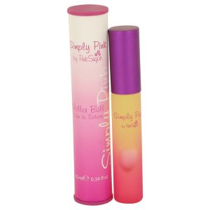 Simply Pink by Aquolina Mini EDT Roller Ball Pen .34 oz Women