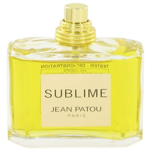 SUBLIME by Jean Patou
